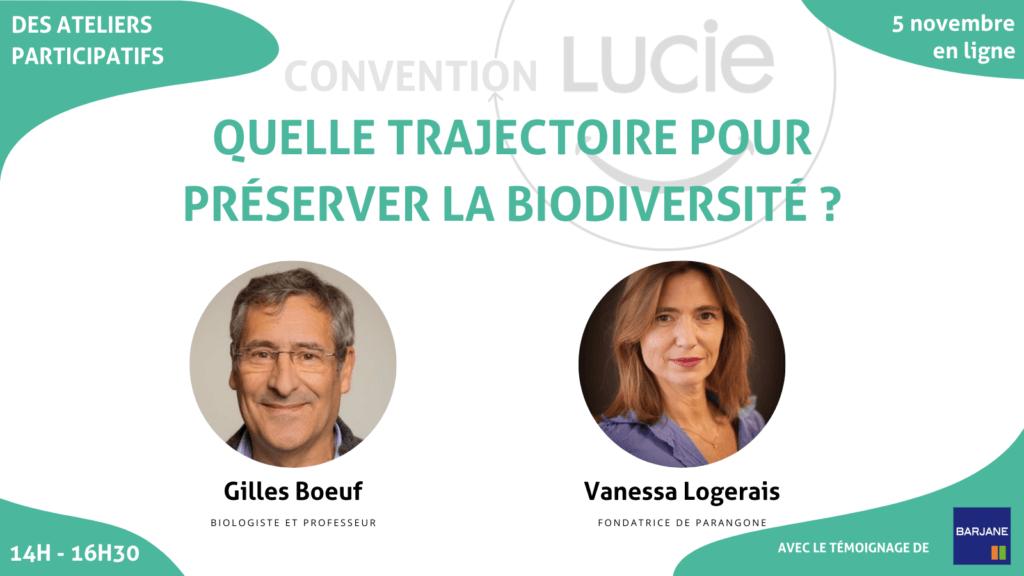 Atelier biodiversité Gille Boeuf