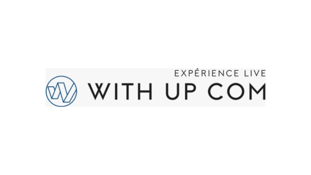 logo with up client parangone stratégie RSE