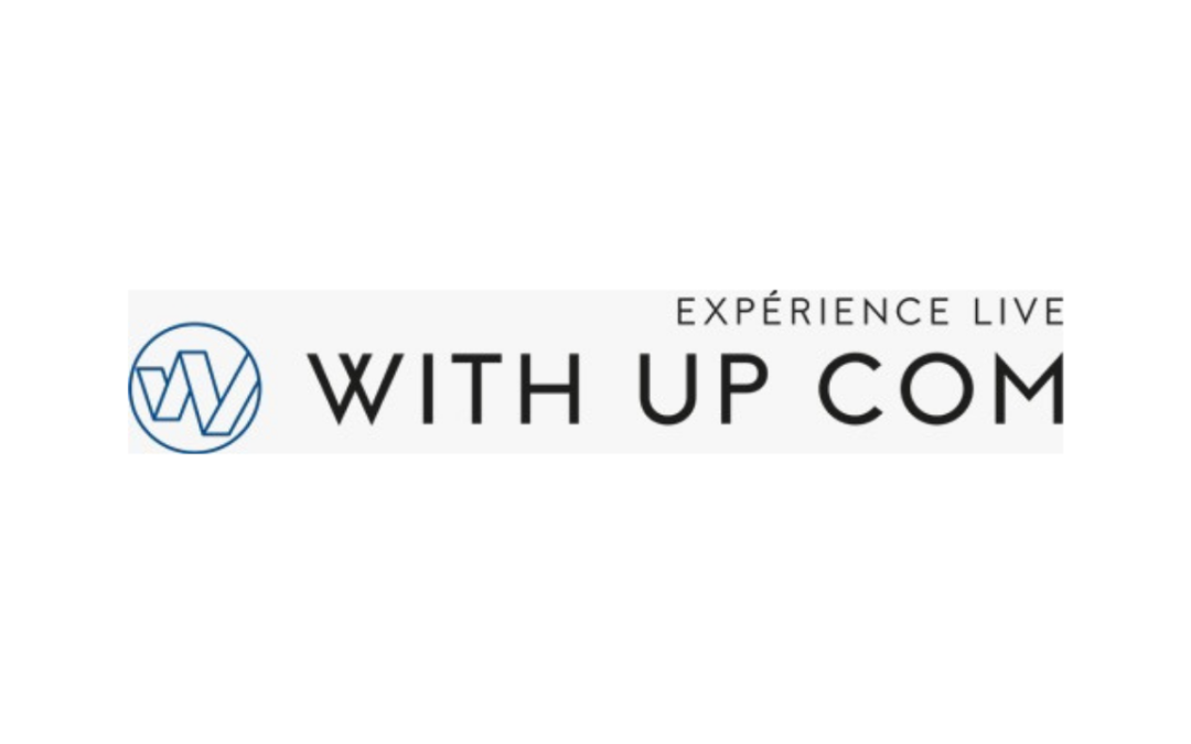 WITH UP COM : 4 ans de Certification ISO 20121