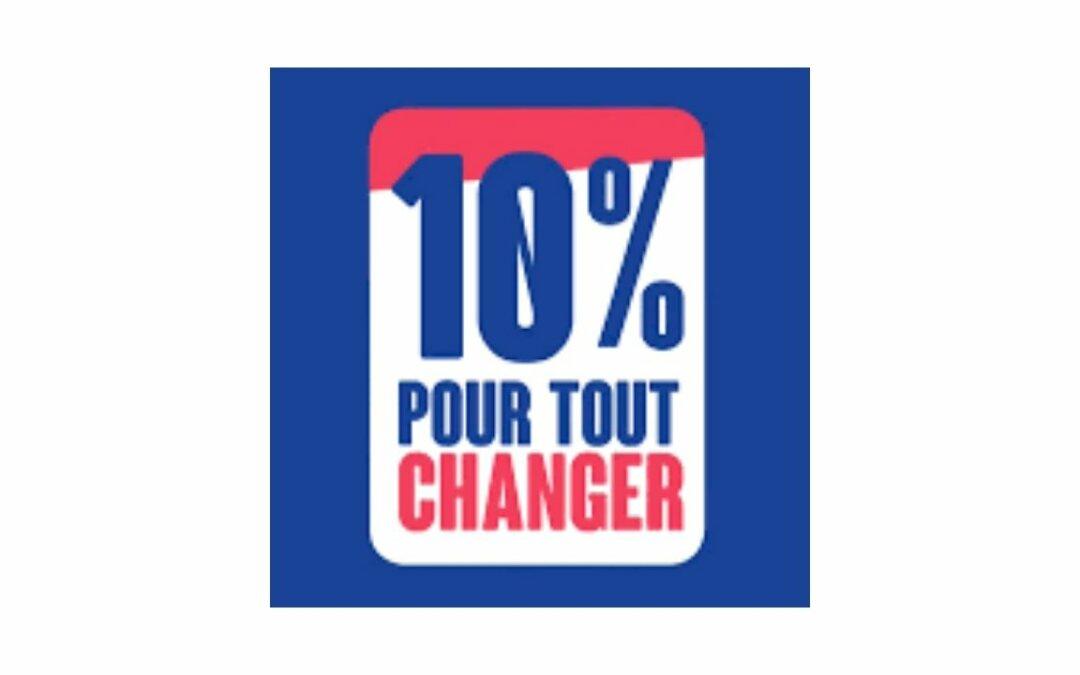 HCESS : les entretiens de la Coalition 10%