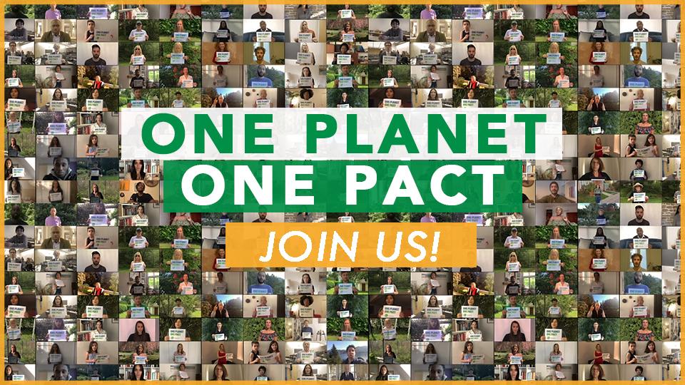 [Pacte Mondial pour l'Environnement] – La société civile s'organise : Go !